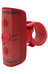 Knog POP Duo - Set luces a pilas - Twinpack rojo